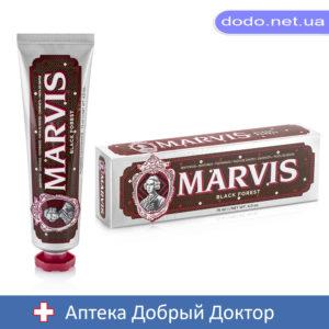 Зубная паста Черный Лес 75мл Марвис MARVIS