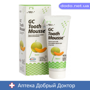 Тус Мусс   Tooth Mousse  крем  ДЫНЯ 35мл
