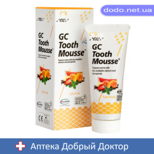 Тус Мусс   Tooth Mousse   крем ТУТИ-ФРУТИ 35мл