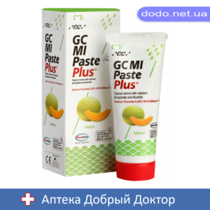Тус Мусс   Tooth Mousse  паста Дыня 35мл