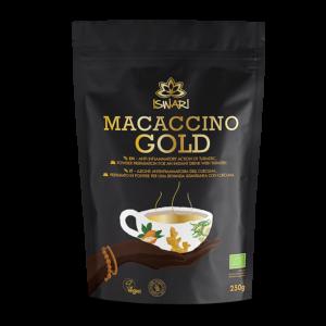 Растворимый напиток Ишвари Macaccino Gold 250г (натуральное питание ISWARI)
