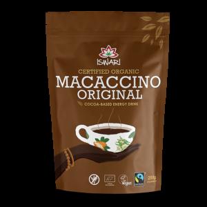Растворимый напиток Ишвари Macaccino Original 250г (натуральное питание ISWARI)