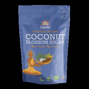 Кокосовый сахар Ишвари Coconut Blossom Sugar 500г (натуральное питание ISWARI)