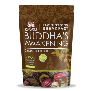Завтрак Ишвари Buddha Awakening шоколад 360г (натуральное питание ISWARI)
