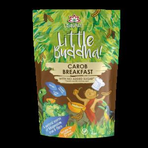 Завтрак для детей Ишвари Little Buddha рожковое дерево 300г (натуральное питание ISWARI)