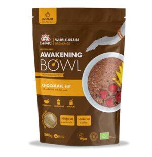 Завтрак Ишвари Awakening Bowl шоколад 360г (натуральное питание ISWARI)