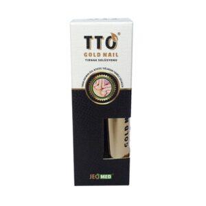 Жидкость для ухода за ногтями Gold Nail TTO THERMAL