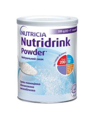 Нутридринк Паудер с нейтральным вкусом Nutridrink Powder 335г Нутриция (Nutricia)