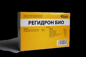 Регидрон Био порошок дозированный 6,4г № 5 саше (А+Б)