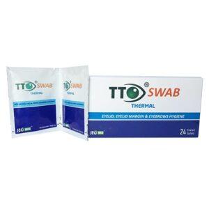 Салфетки влажные для глаз 24  TTO THERMAL