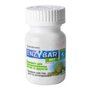 Энзибар Диета таблетки №20