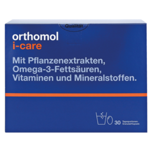 Ортомол Orthomol I-Care гранулы+капсулы+таблетки на 30 дней