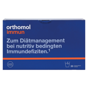 Orthomol Immun гранулы на 30 дней
