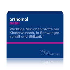 Orthomol Natal гранулы на 30 дней