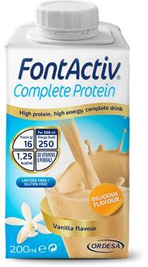 ФонтАктив ФортеПротеин 200мл FontActiv ForteProtein