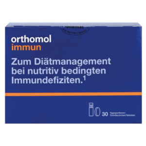 Orthomol Immun флаконы+таблетки 30 доз Ортомол имунн