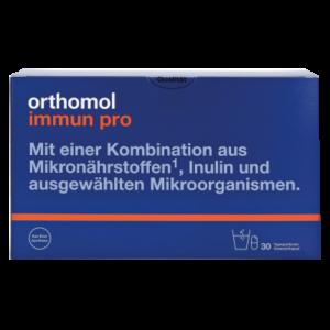 Orthomol Immun Pro гранулы+капсулы на 30 дней Ортомол Иммун Про