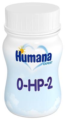 Хумана O-HP-2 Expert жидкая гипоаллергенная молочная смесь 90мл Humana