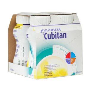 Кубитан Cubitan ваниль 4×200мл Нутриция Nutricia