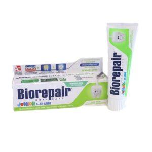 Зубная паста Biorepair Junior  6-12 лет 75мл