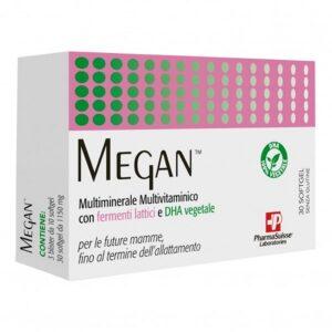 Меган Megan капсулы N30