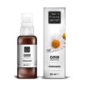 Ромашки косметическое масло 60г Flora Secret