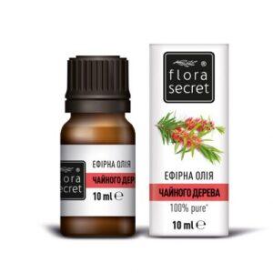Чайного дерева эфирное масло 10мл Flora Secret