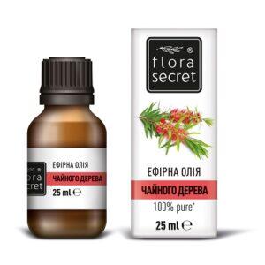 Чайного дерева эфирное масло 25мл Flora Secret