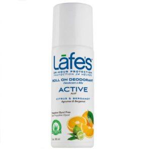 Дезодорант Lafe's Active Цитрус и Бергамот 88 мл