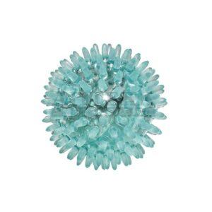 Мяч Массажный Ridni Relax d 8см голубой ASA062