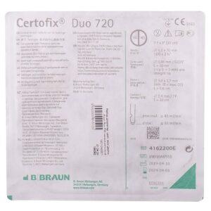 Набор для катетеризации центральных вен Цертофикс Duo  720