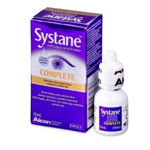Систейн Комплит глазные капли 10мл