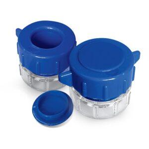 Измельчитель для таблеток  пластиковый PT 97644